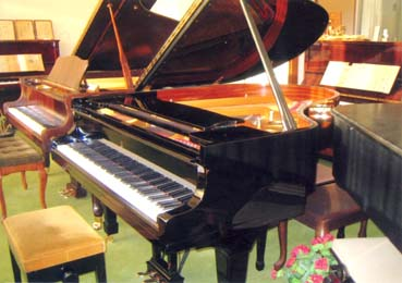Steinway & Sons Grand Piano Type O