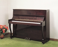 WISTARIA upright piano console