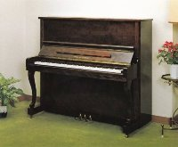 WISTARIA upright piano K110W