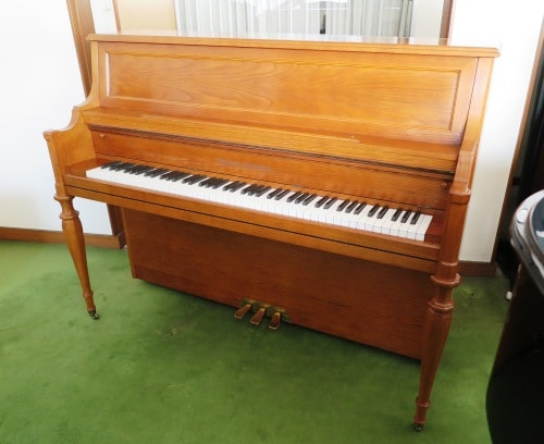 WISTARIA Furniture style spinet
